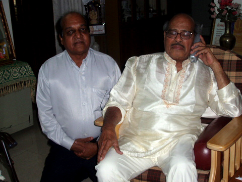 Great Singer Manna Dey for Great  music maestros Shanker-Jaikishen and for us a Great fan of both Shri Rajprakash Ratnam ji with the living legend